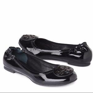 NWOB Classic Patent Leather Reva Ballet Flats
